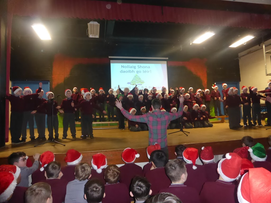 Christmas Concert 13th of December 2018