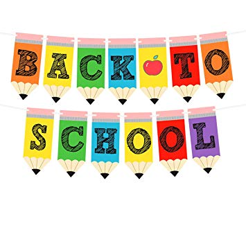 Welcome back! September Newsletter